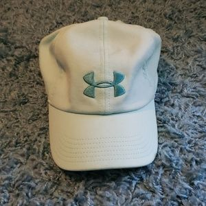 Under Armour Aquamarine Athletic Baseball Cap Hat